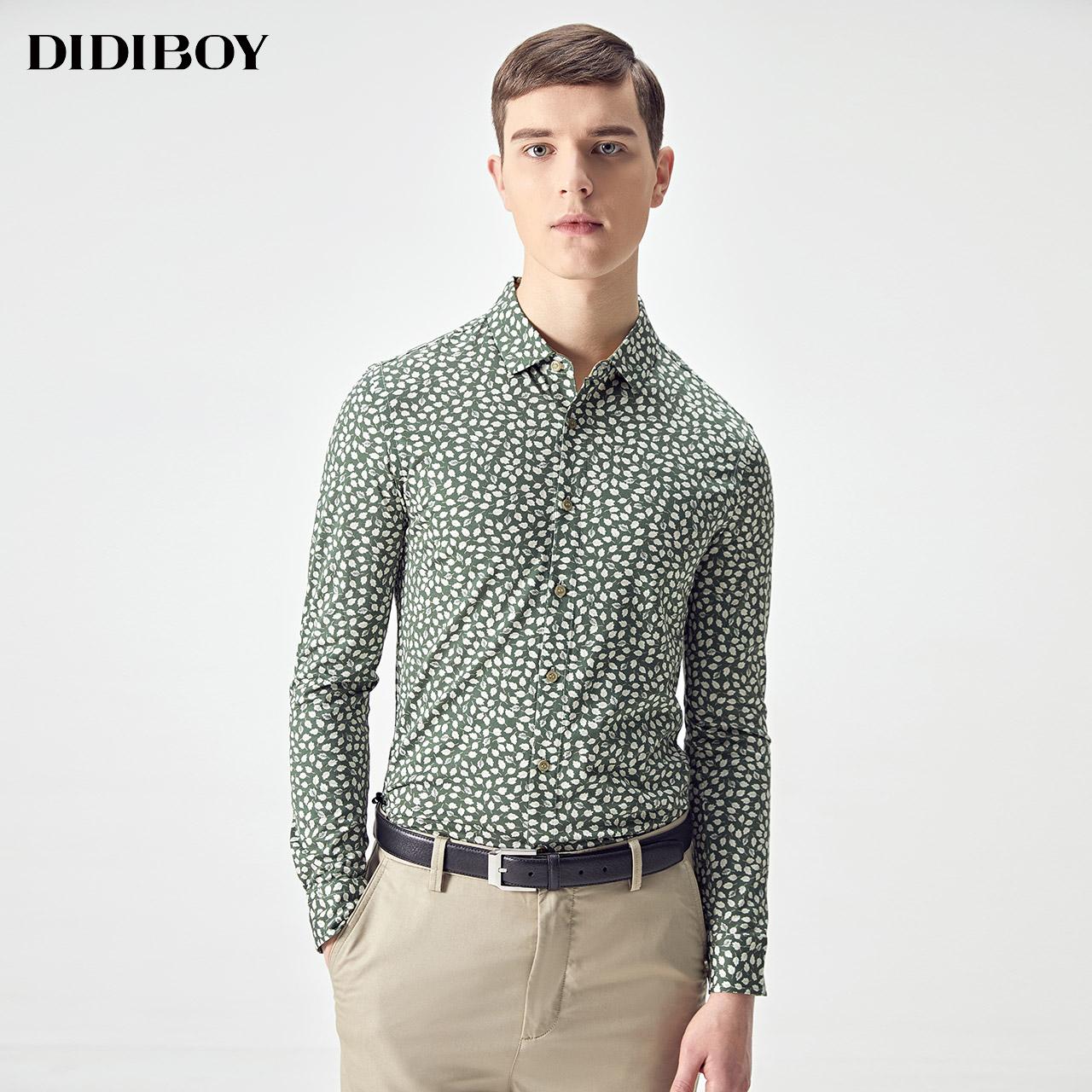 迪迪博迩男装
