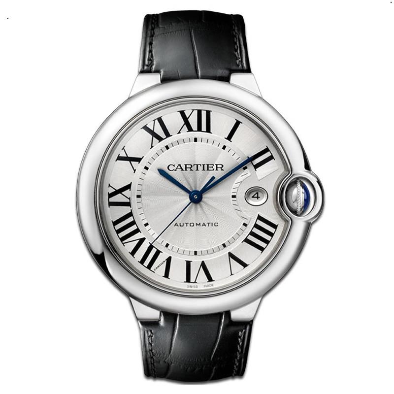 cartier男士手表
