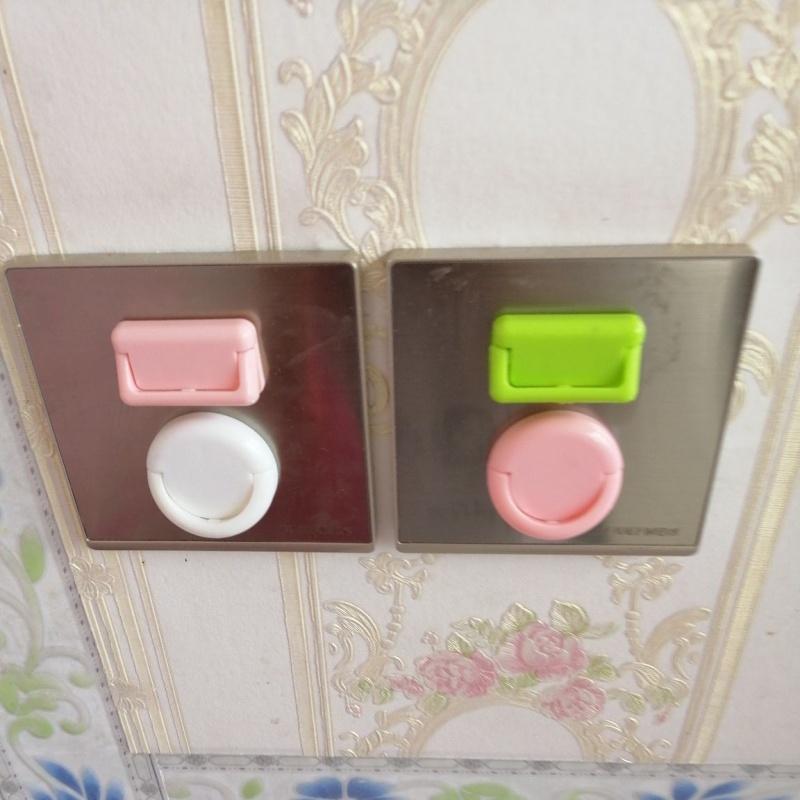 多个装防宝宝触电插座保护盖儿童安全塞电源插头防护罩插排防尘盖