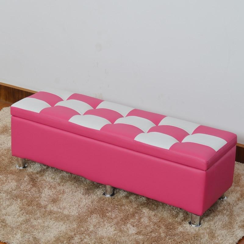 热卖换鞋凳长皮凳子软包沙发凳服装店鞋店试鞋到休息凳床尾凳脚凳