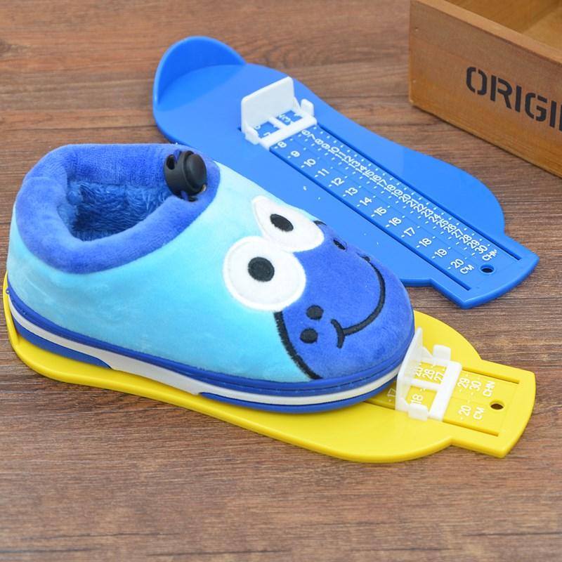 儿童量脚器0-6岁宝宝测量脚长量脚器婴儿脚长测量尺