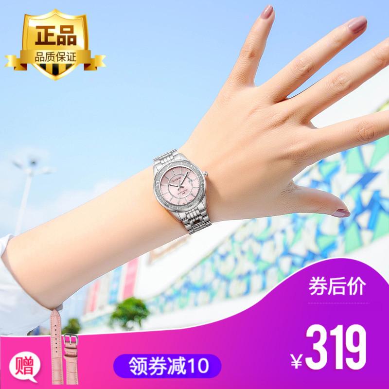 卡西欧手表女士腕表