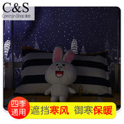 College bed curtains, bunk curtain, dormitory curtains, curtain bed, cloth, simple bed, boys and girls, plus height