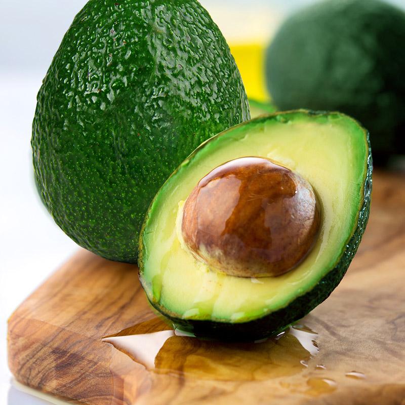 【双11】墨西哥牛油果水果6只 新鲜水果鳄梨 单果约150g