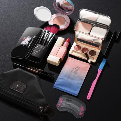 画化妆品套装彩妆全套正品牌组合防水防汗底妆初学者彩妆遮瑕学生