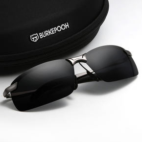 67f9e50bac Color-changing sunglasses men s day and night dual-use driver polarized  driving driving sunglasses