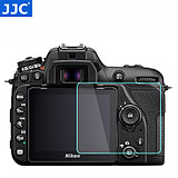 JJCNikon D7100 screen tempered film SLR camera D7200 D7500 D850 Z7 Z6 full-frame micro-single protection film shoulder screen