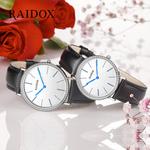 RAIDOX瑞度士德国手表石英男表蓝针个性休闲时尚大表盘真皮带表