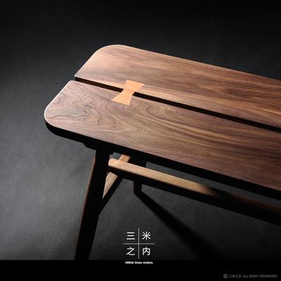 实木条凳餐桌凳