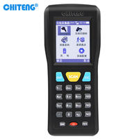 Chiteng CT1000 data counting machine Wireless scanning gun barcode data collector pda handheld terminal