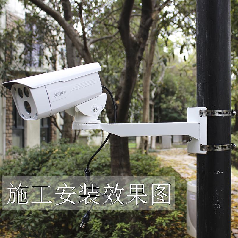 摄像头支架 电线杆