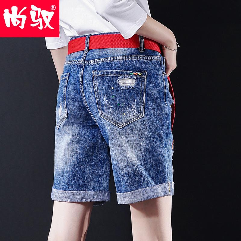 夏款韩版中裤