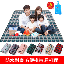 Picnic Mat Moisture-proof pad outdoor portable thickened picnic cloth Spring outing Picnic Beach Lawn Tent mat