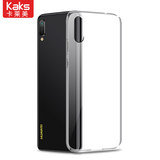 Huawei enjoy 9e mobile phone case cover 9e ultra-thin transparent silicone matte anti-fall all-inclusive soft cover for men and women