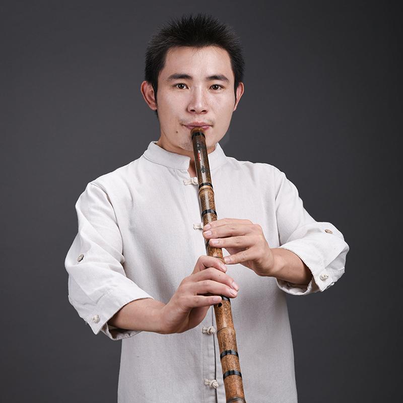 萧六孔萧三节箫八孔乐器初学入门成人
