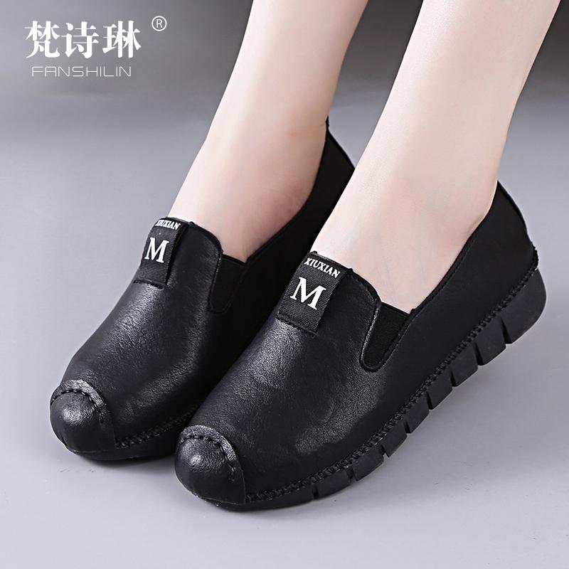 低帮鞋女冬平底加绒