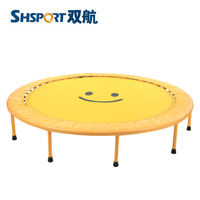 Household children's trampoline baby toys folding jumping bed adult indoor fitness weight loss sports bounce bed