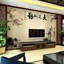立体欧式墙纸无纺布卧室墙纸壁纸3D客厅电视背景墙壁纸现代简约