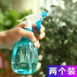 木丁丁浇花喷壶分装瓶园艺家用洒水壶小壶喷雾器手压力花卉浇水瓶