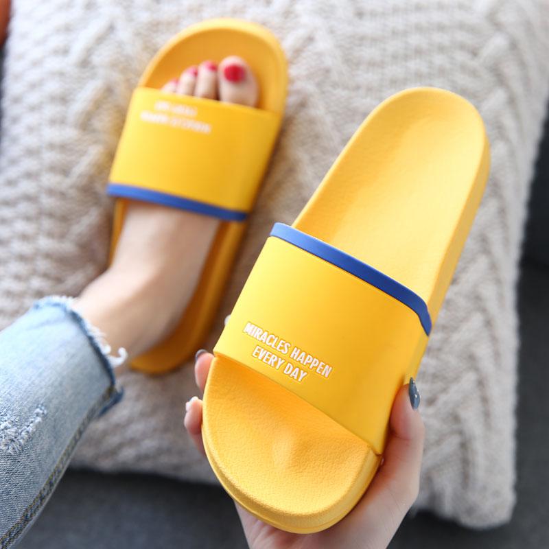 沙滩浴室拖鞋