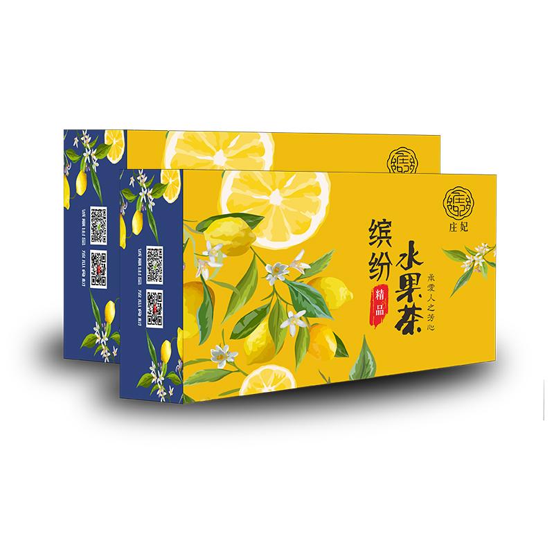 网红饮品新鲜孕妇可以喝的水果茶小袋装纯手工果干片混合装组合装