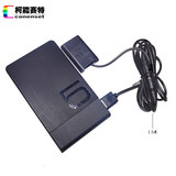 Sony NP-BX1 black card fake battery case RX100M2/3/4/5 external power charging Bao usb cable adapter