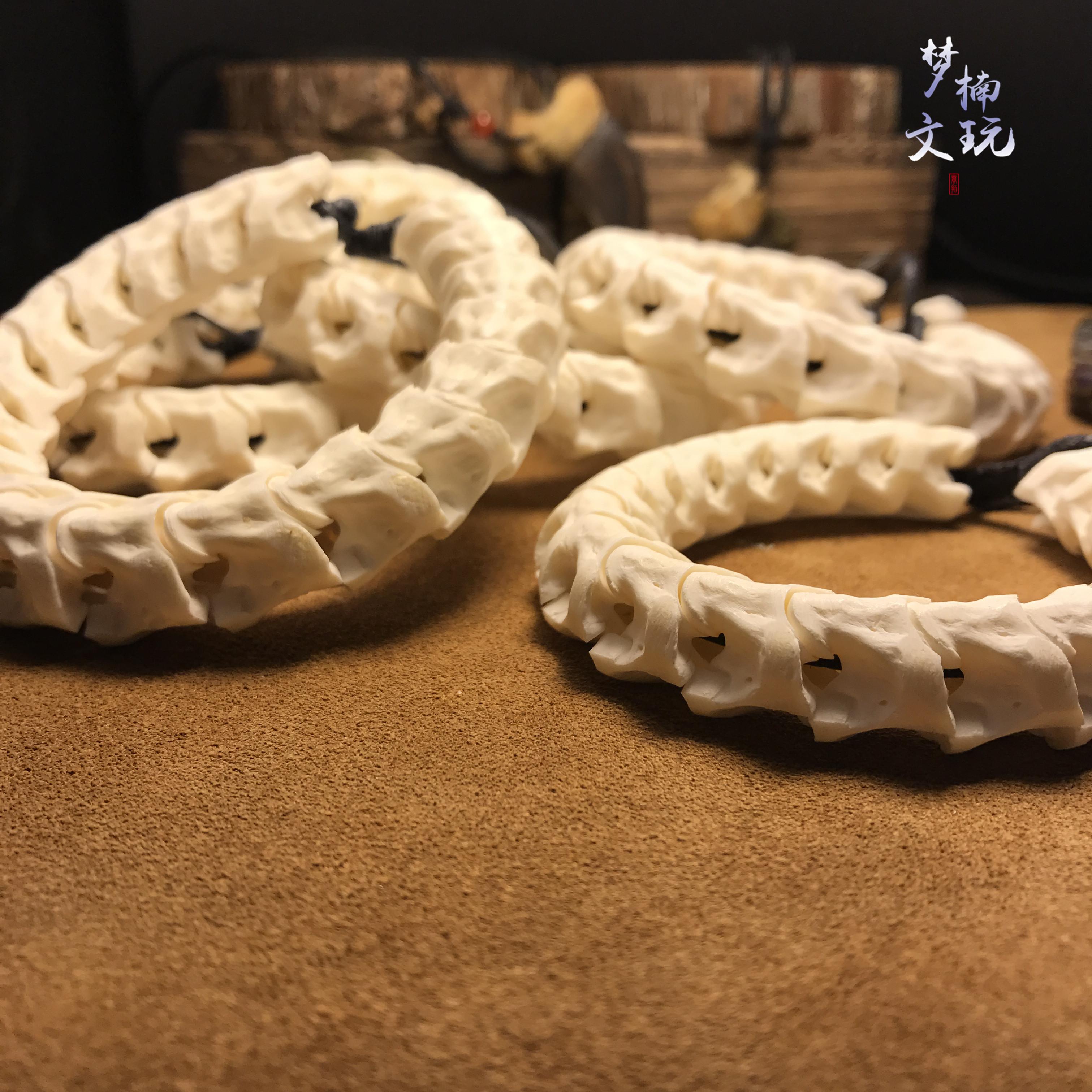 男手链蛇骨链