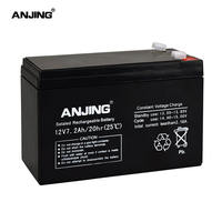 12V7AH battery 12V8AH access control backup power backup UPS battery 12 volt 7 amp battery 7.2AH