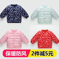 小孩冬季棉衣