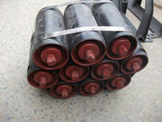 Conveyor roller accessories belt conveyor no power roller closing roller 89 roller frame