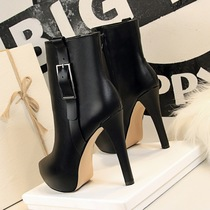 A8594702A8594703冬款靴子2018千百度女鞋专柜正品国内代购