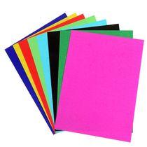 儿童手工纸正方形 16K蜡光纸电光纸彩色折纸彩色纸