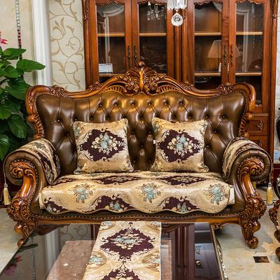 欧式沙发垫高档四季特价