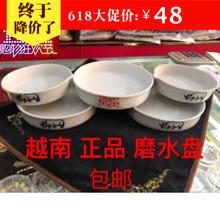 犀牛牌磨水盘牛角羊角磨粉盘磨砂盘磨碗药材陶瓷磨盘磨角机 耐磨