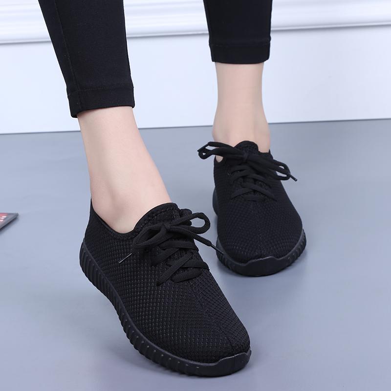 运动鞋女秋新款