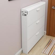 31鞋柜衣帽架组合带挂衣架简易现代柜隔断多功能门厅柜简约创意玄