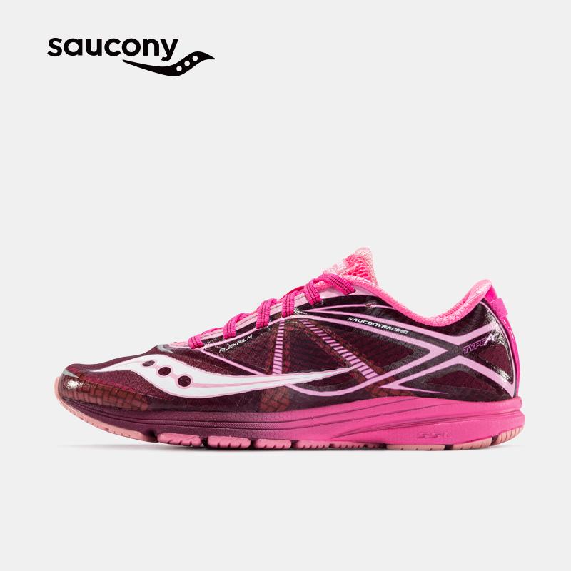 Saucony圣康尼TYPE A 竞速跑鞋 舒适缓震跑步鞋 女鞋 S190282