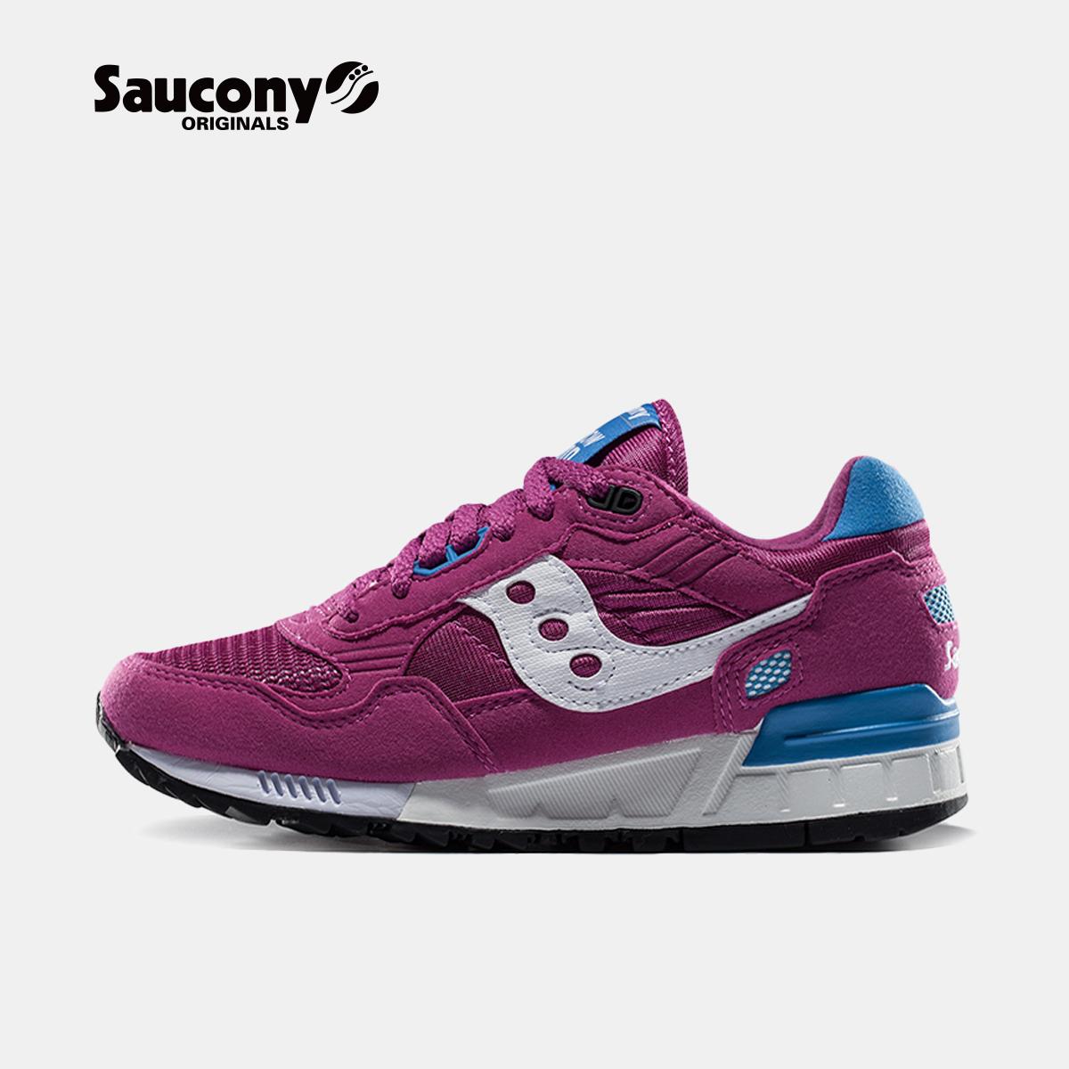 Saucony圣康尼 SHADOW 复古慢跑鞋 运动休闲 女跑步鞋S60033-A