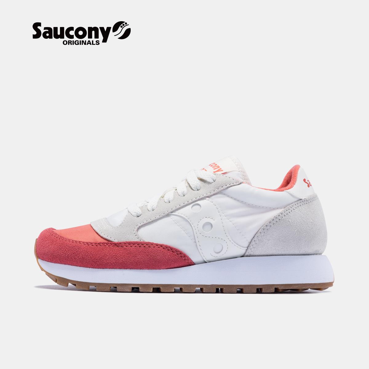 Saucony圣康尼 JAZZ ORIGINAL 复古跑鞋 女子跑步鞋S1044-H