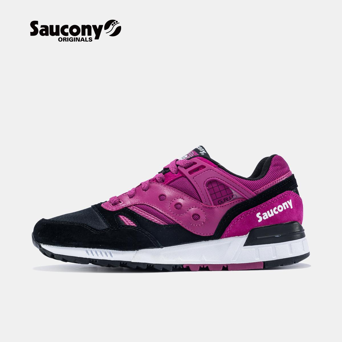 Saucony圣康尼 GRID SD 复古跑鞋运动鞋 男子跑步鞋 S70224