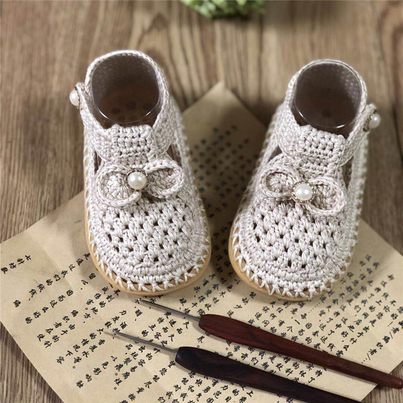 Вязаная и тканевая детская обувь Артикул 596467217846