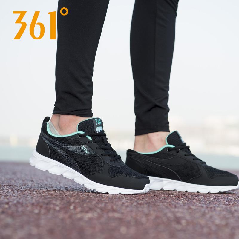 361运动鞋女夏季复古慢跑鞋361女鞋轻便休闲鞋学生透气跑步鞋女