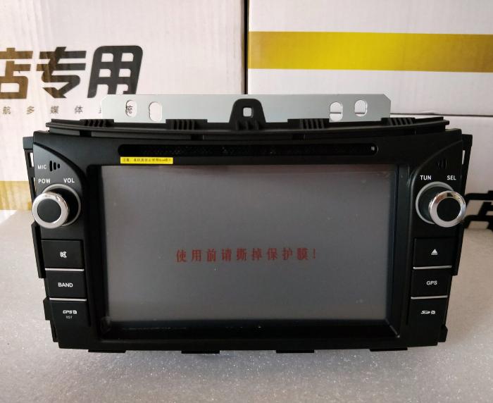 14款新帝豪EC7原車專用車載DVD安卓dvd導航一體機gps庫存機特價