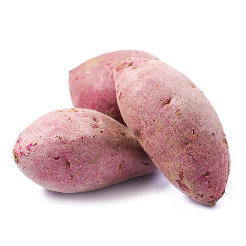 越南珍珠紫薯5斤迷你小地瓜番薯新鲜番薯香甜糯