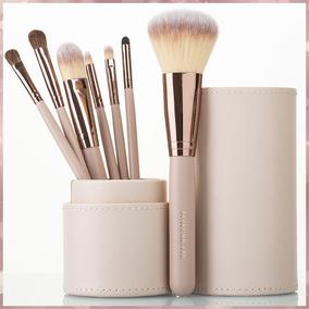 化妆刷套装眼影粉底刷高光刷唇刷眉刷工具全套散粉腮红刷鼻影刷子