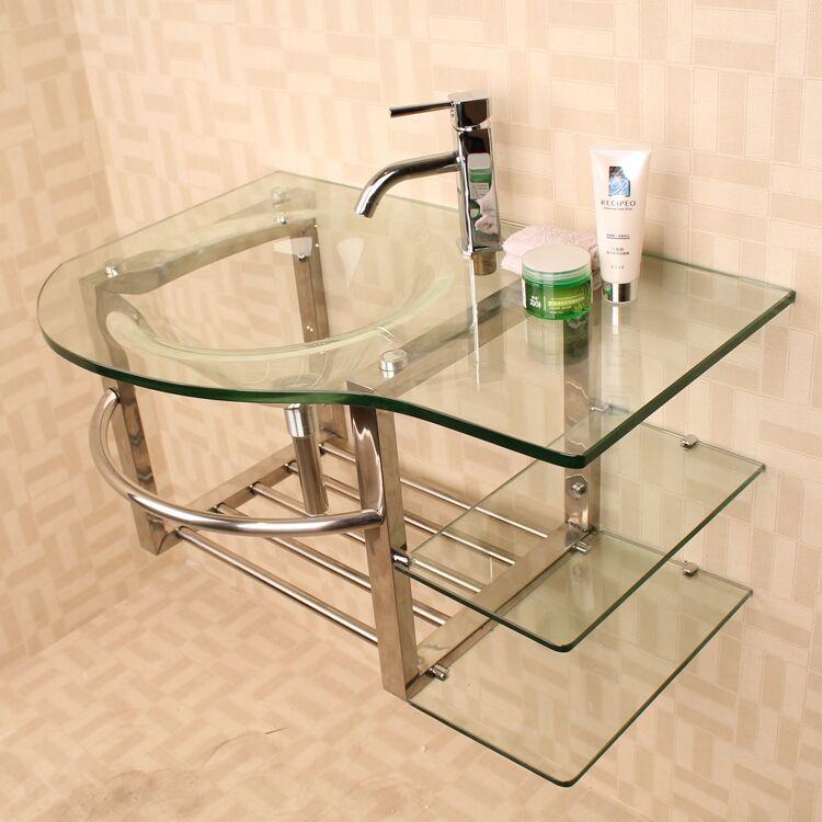 玻璃 洗脸盆