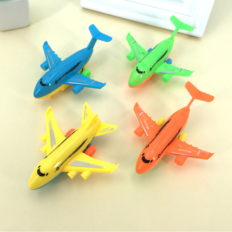 Baby Toy Car Boy Pull Back Baby Boy Baby Gift Toy Small Aircraft Baby