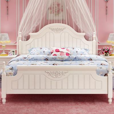 欧式床实木床公主床哪里购买