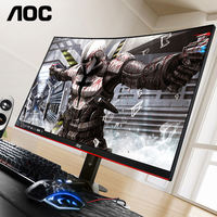AOC 32 inch surface 2K display 144Hz eat chicken game 1ms response esports HD LCD desktop computer monitor CQ32G1 song screen Internet cafe screen bar PS4 wall hanging