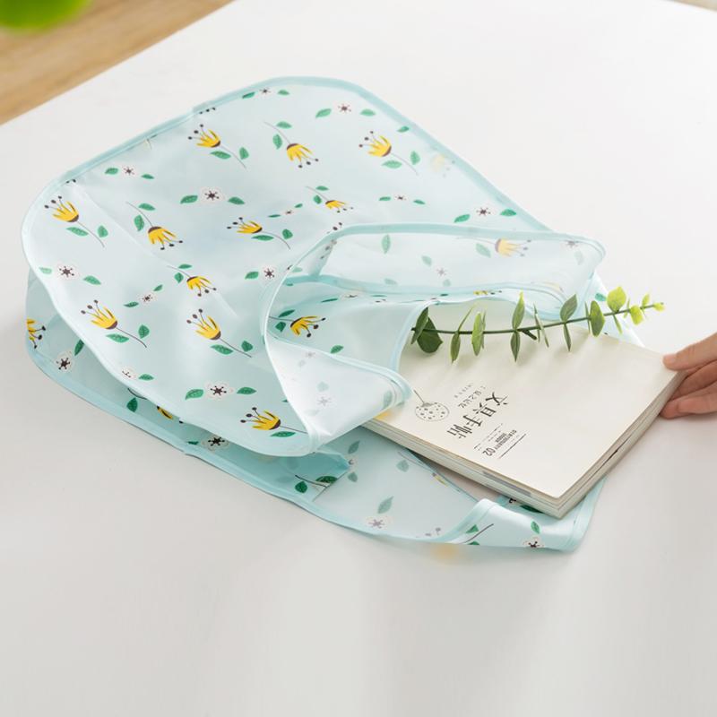 便携式可折叠超市购物袋挂袋大容量牛津布布袋买菜手提袋